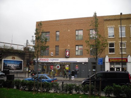 New Tesco Store at Queens Road