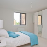 Flat 10 Queens Gate Mews Bedroom