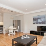 Flat 10 Queens Gate Mews LDining