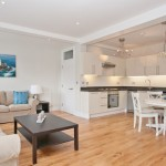 Flat 10 Queens Gate Mews Living